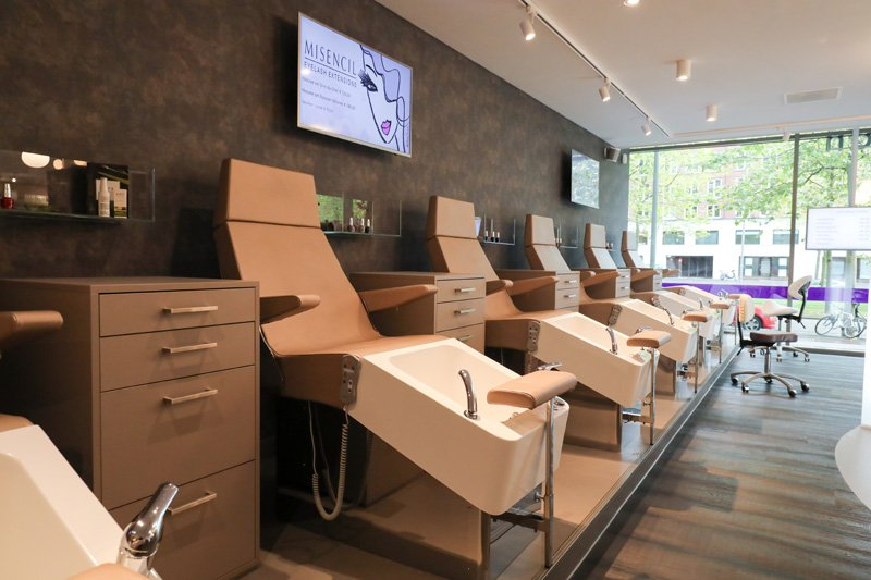 Pedicure Rotterdam, Luxe Spa Pedicure stoelen bij Care 4 Your Nails