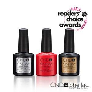 CND Shellac - de nr 1 Gellak in de wereld