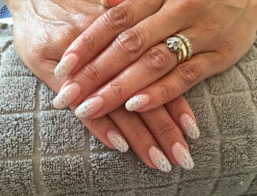 Acryl nagels foto 2