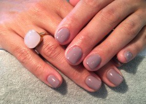 Acryl nagels met Shellac bij Care 4 Your Nails
