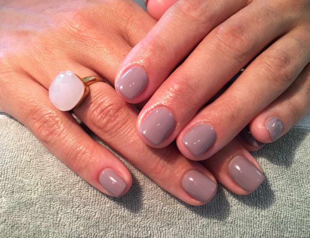 Acryl Nagels Nude Care 4 Your Nails Beauty Salon